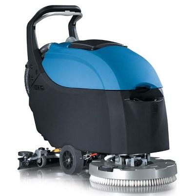 西安电瓶式洗地机