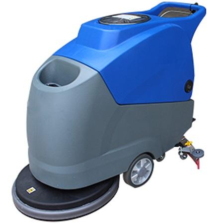 西安手推电瓶式洗地机