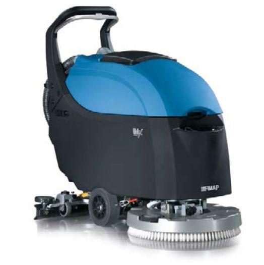 菲迈普电瓶式洗地机
