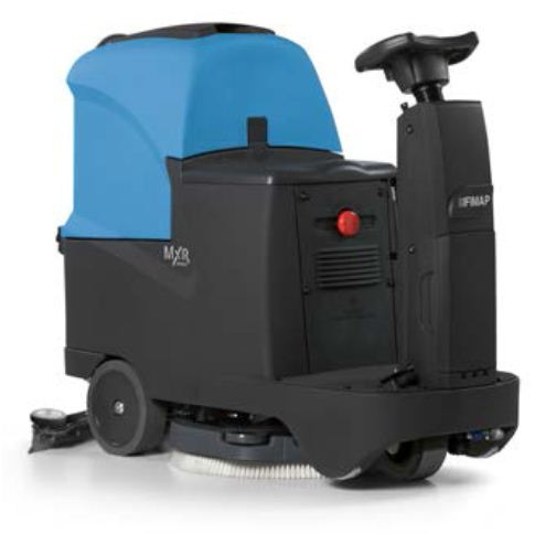 意大利菲迈普驾驶式洗地机