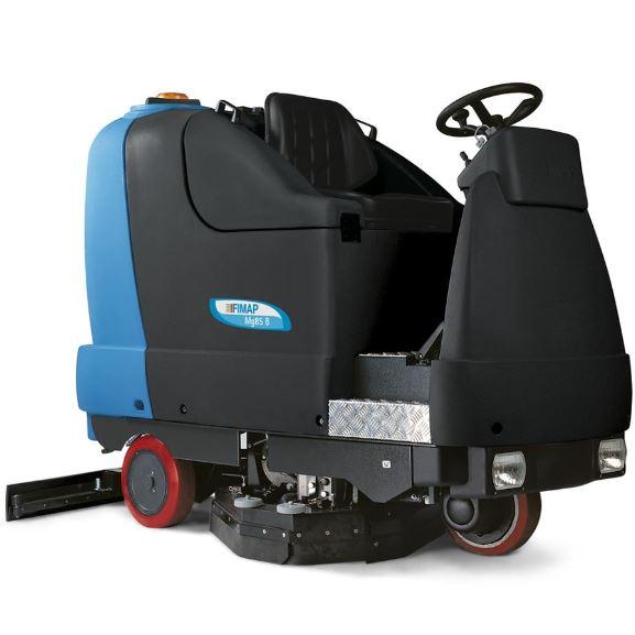 菲迈普座驾式洗地机