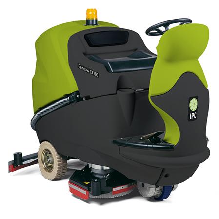 IPC驾驶式洗地机