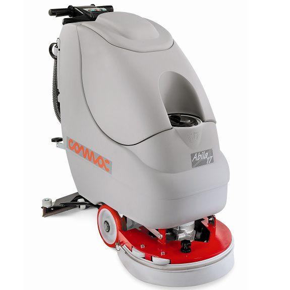 高美电瓶式洗地机