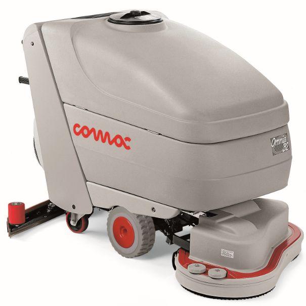 高美全自动洗地机