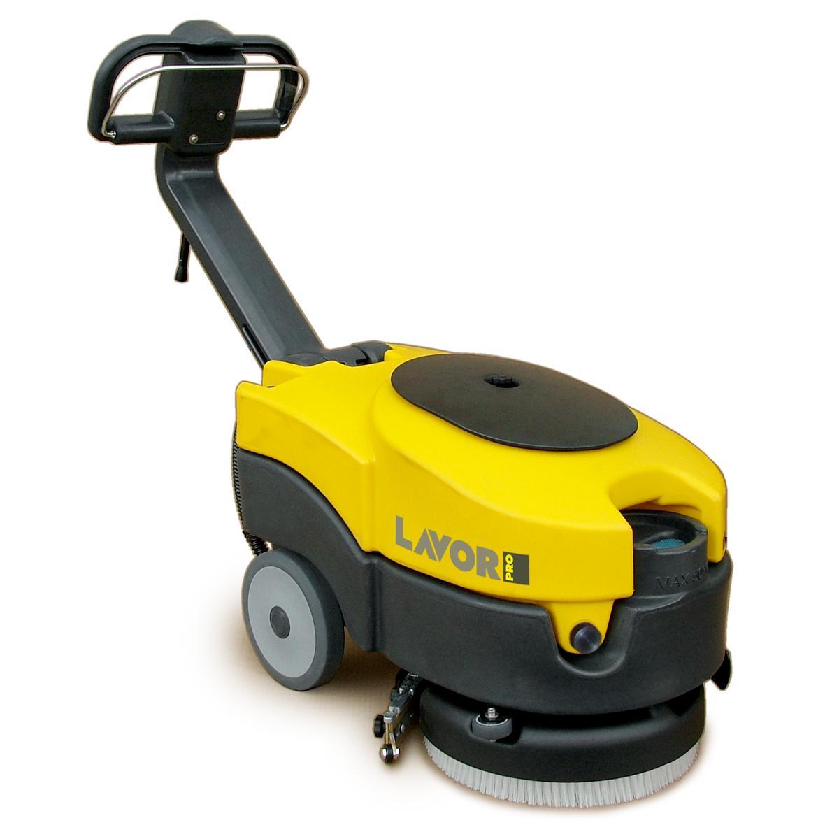 拉瓦洗地机