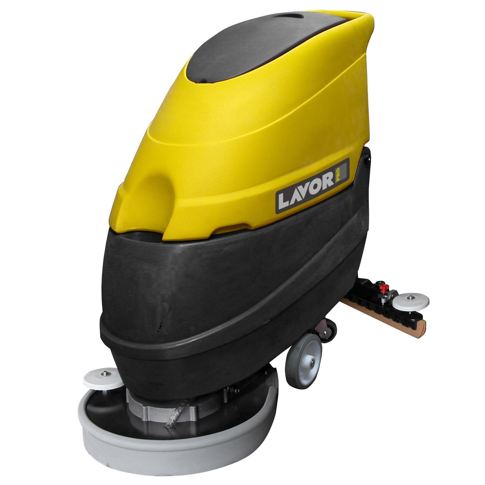 西安拉瓦洗地机