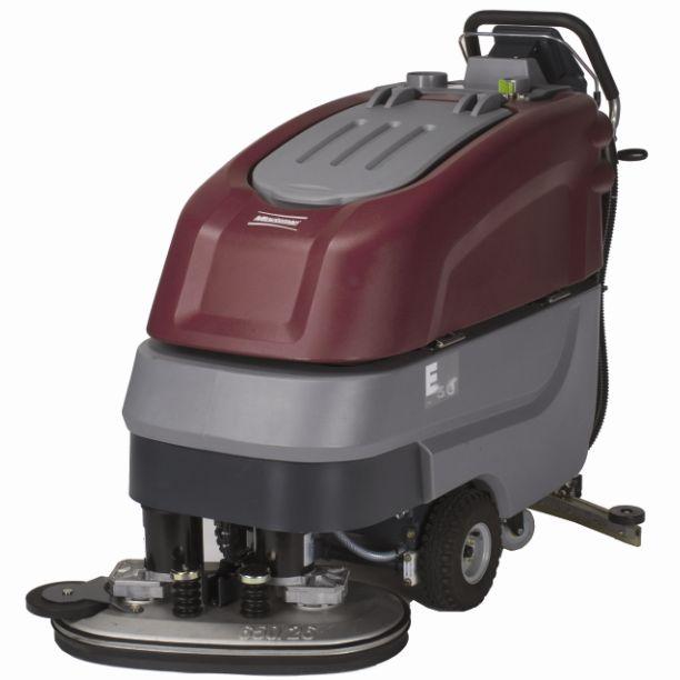 明德美手推式洗地机
