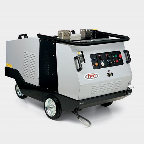 TW320双锅炉高温高压