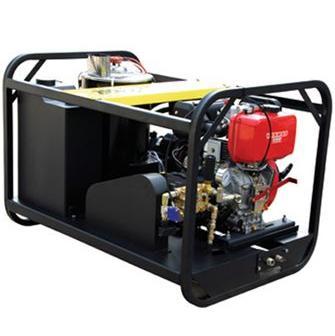 汽油及柴油动力热水马哈高